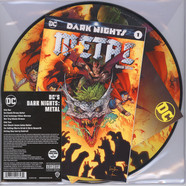 V.A. - OST DC's Dark Knights: Metal Soundtrack Picture Disc Edition