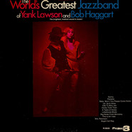 The World's Greatest Jazzband Of Yank Lawson And Bob Haggart - The World's Greatest Jazzband Of Yank Lawson And Bob Haggart
