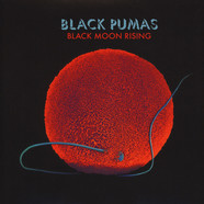 Black Pumas - Black Moon Rising / Fire Black Vinyl Version