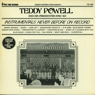 Teddy Powell And His Orchestra - (1942-43) Instrumentals Never Before On Record