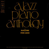 V.A. - A Jazz Piano Anthology From Ragtime To Free Jazz