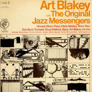 Art Blakey & The Jazz Messengers - Art Blakey With The Original Jazz Messengers