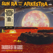 Sun Ra  - Thunder Of The Gods Smokey Red Vinyl Edition