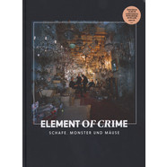 Element of Crime - Schafe, Monster und Mäuse Limited Songbook Edition
