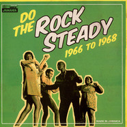 V.A. - Do The Rock Steady 1966 To 1968