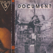 R.E.M. - Document Limited Vinyl Edition