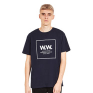 Wood Wood - WW Square T-Shirt