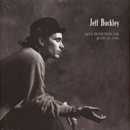 Jeff Buckley - Live In Pilton Uk, June 24, 1995