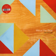 Minus The Bear - Fair Enough Limited Pink Vinyl Edition