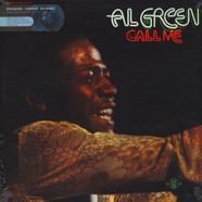 Al Green - Call Me Audiophile Pressing