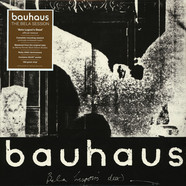 Bauhaus - The Bela Session Black Vinyl Edition