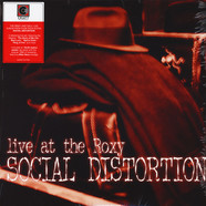 Social Distortion - Live At The Roxy Green Vinyl Edition