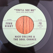 Soul Chance, The - You'll See Me / Alone Today