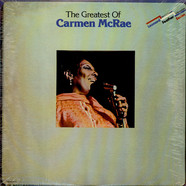 Carmen McRae - The Greatest Of Carmen McRae