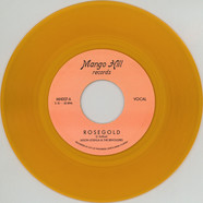 Jason Joshua & The Beholders - Rose Gold Mango Gold Colored Vinyl