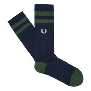 Fred Perry - Tipped Sports Sock