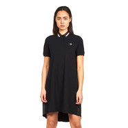 Fred Perry - Pleated Back Pique Dress