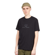 Fred Perry - Embroidered Graphic T-Shirt
