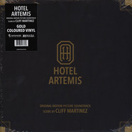 Cliff Martinez - Ost Hotel Artemis Colored Vinyl Edition
