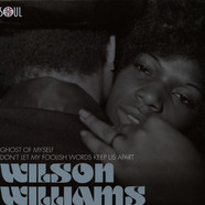 Wilson Williams - Ghost Of Myself