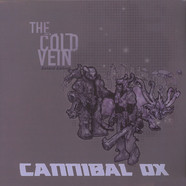 Cannibal Ox - The Cold Vein Blue Vinyl Edition