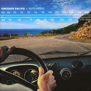 Vincenzo Salvia - Auto Radio Blue & White Marble Colored Vinyl Edition