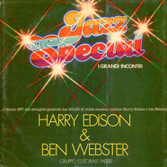 Harry Edison & Ben Webster - Harry Edison & Ben Webster