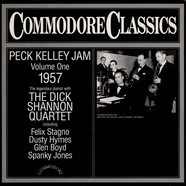 Peck Kelley With The Dick Shannon Quartet - Peck Kelley Jam (Volume One)