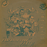 V.A. - The Fantastic Four Part II - The Heroes Return