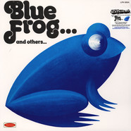 Orchestra Di Enrico Simonetti - Blue Frog & Others Transparent Blue Colored Vinyl Edition
