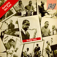 Buddy Tate - Swinging Like Tate
