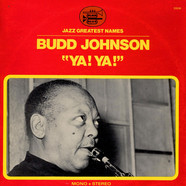 Budd Johnson -