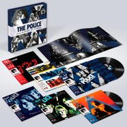Police, The - Every Move You Make: The Studio Recordings Box Set
