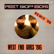 Pet Shop Boys - West End Girls '86