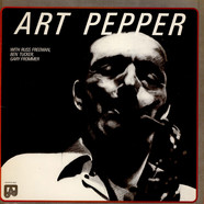 Art Pepper - Art Pepper With Russ Freeman, Ben Tucker, Gary Frommer