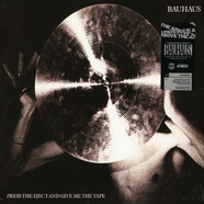 Bauhaus - Press The Eject And Give Me The Tape White Vinyl Edition