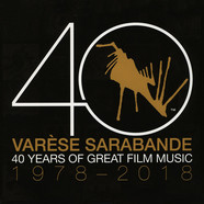 V.A. - Varese Sarabande: 40 Years Of Great Film Music 1978-2018