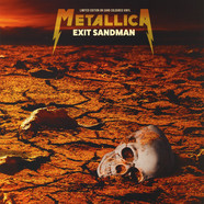 Metallica - Exit Sandman Sand Colored Vinyl Edition