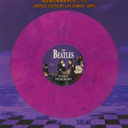 Beatles, The - In Melbourne And Tokyo Purple Vinyl Edition