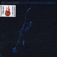 Miles Davis - Live At The University Of California, 1967