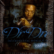 Dr. Dre - Instrumental World V.38 Volume 2