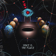 V.A. - Space Is The Plaice Colored Vinyl Edition