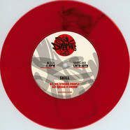 Skill - Yo Strong People +3 Red Colored Vinyl Edition
