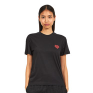 Wemoto - Heart Cropped Tee