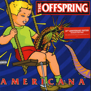 Offspring, The - Americana Red Vinyl Edition