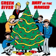 Green River / U-Men - Away In A Manger / Blue Christmas