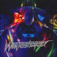 Waveshaper - Velocity Ultraclear Vinyl Edition W/ Splatters