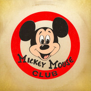 V.A. - OST Mickey Mouse: Club March Limited Picture Disc Edition