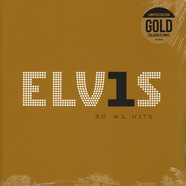 Elvis Presley - 30 #1 Hits Gold Vinyl Edition