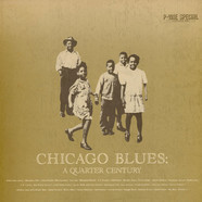 V.A. - Chicago Blues: A Quarter Century